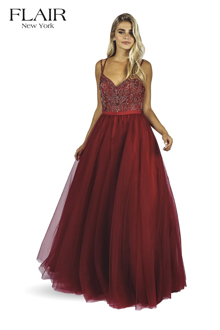 Flair Prom Style #21290  Image