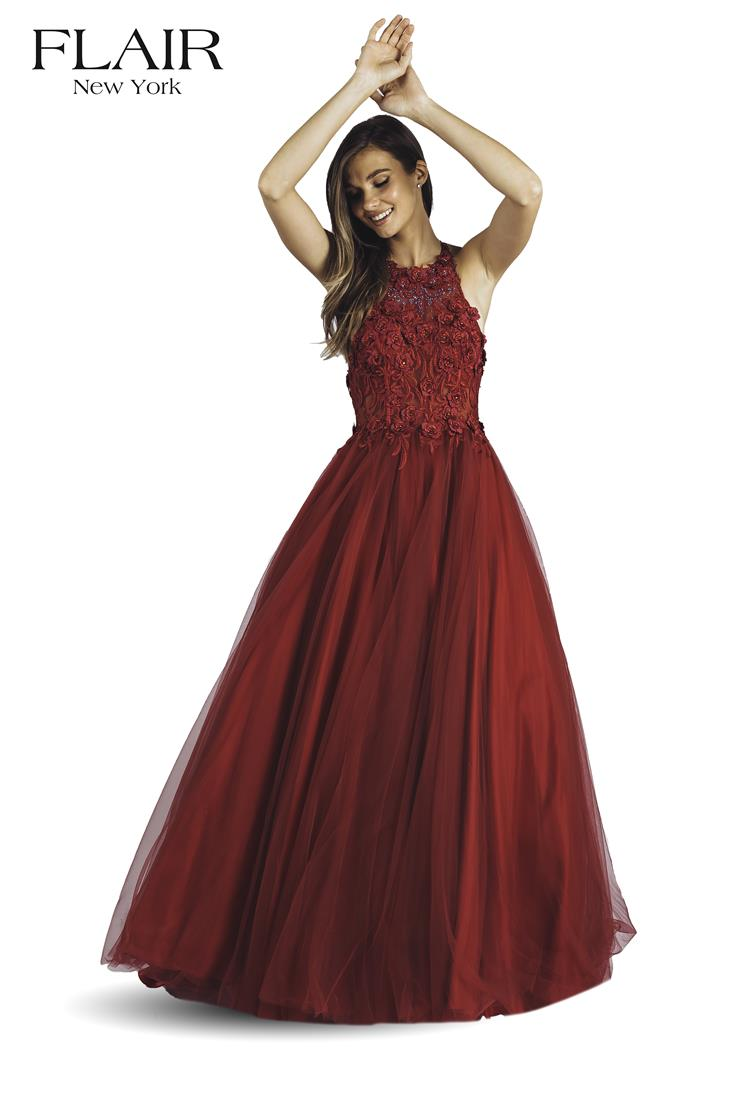 Flair Prom Style #21291  Image