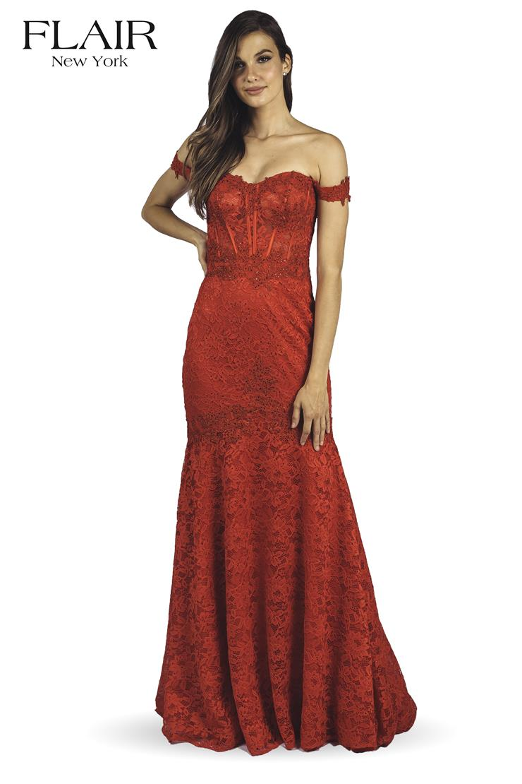 Flair Prom Style #21294  Image