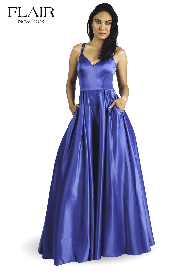 Flair Prom Style #21297  Image