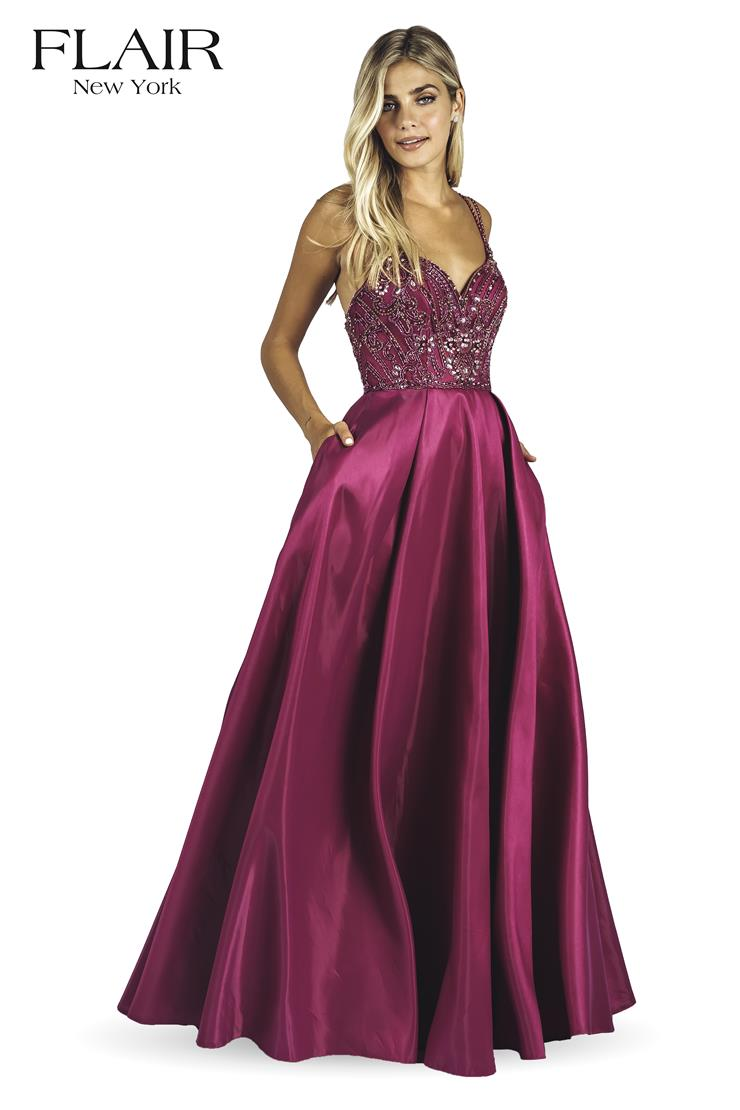 Flair Prom Style #21298  Image
