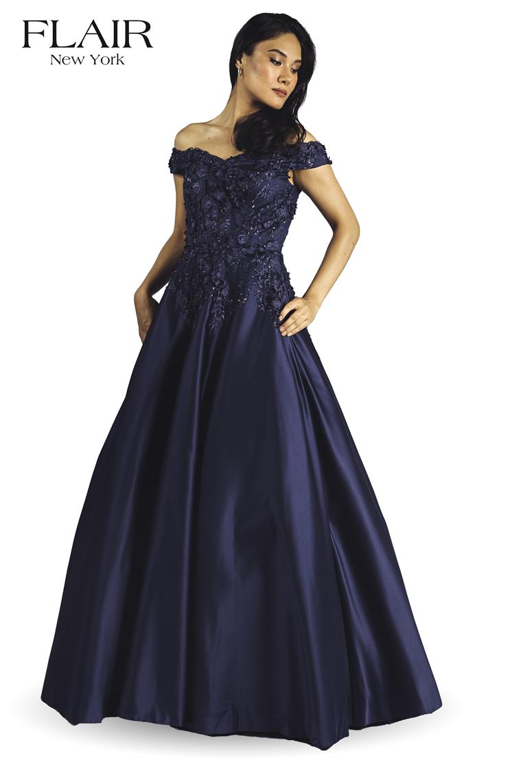 Flair Prom Style #21310  Image