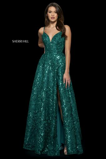 Sherri Hill Style No. 53511
