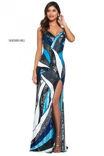 Sherri Hill Style #53899