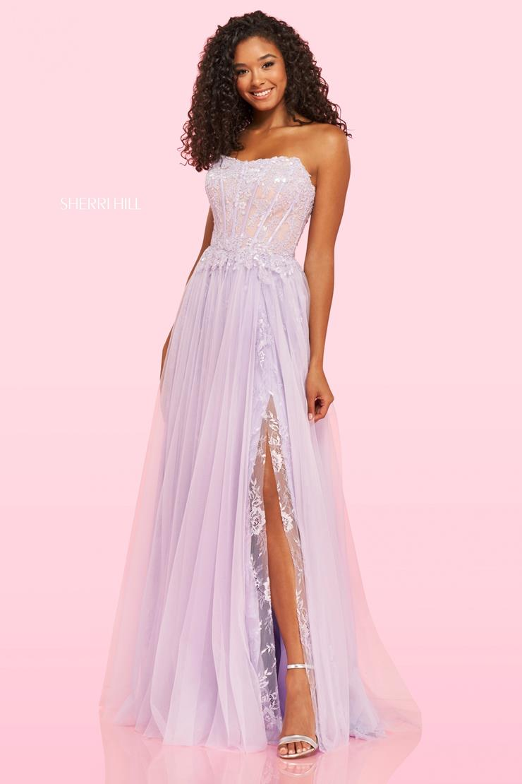 Sherri Hill Style No. 54225