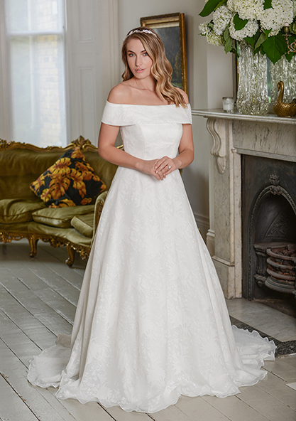 Millie May Bridal #MM018 Image