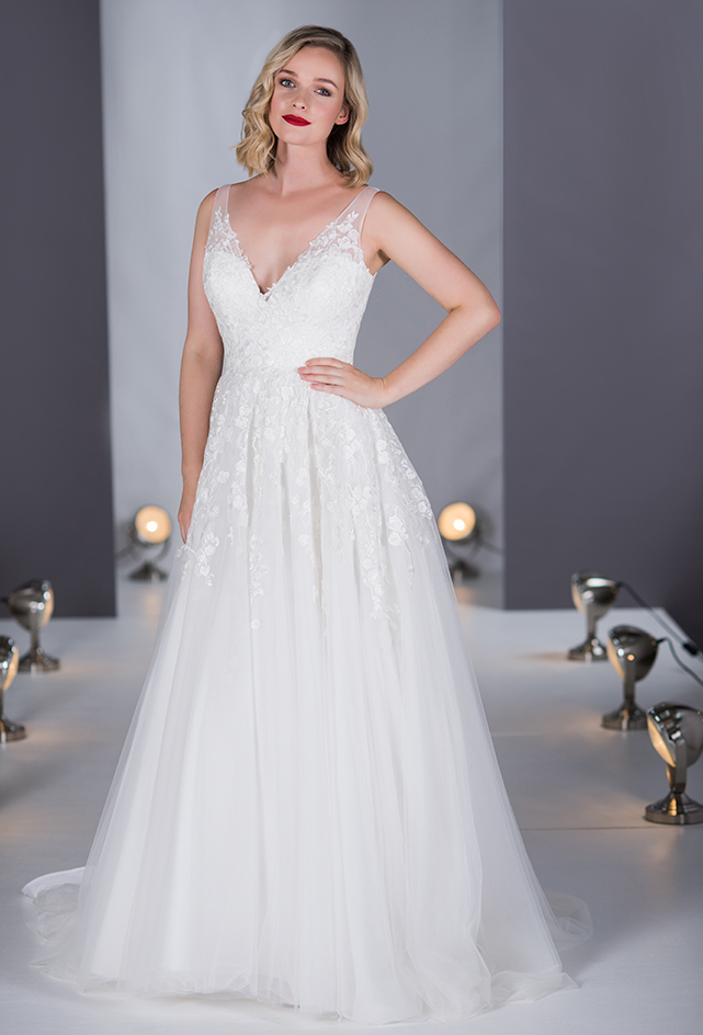 Millie May Bridal #MM73 Image