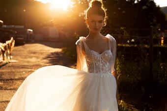 Aria Bride Style #Julia