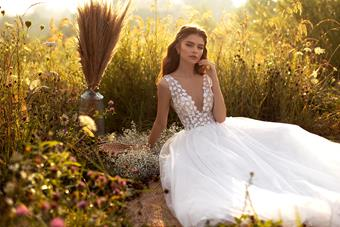 Aria Bride Style #Karina