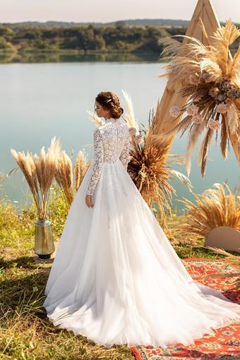 Aria Bride Style #Marcia