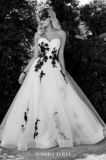Sophia Tolli Style #Y22058