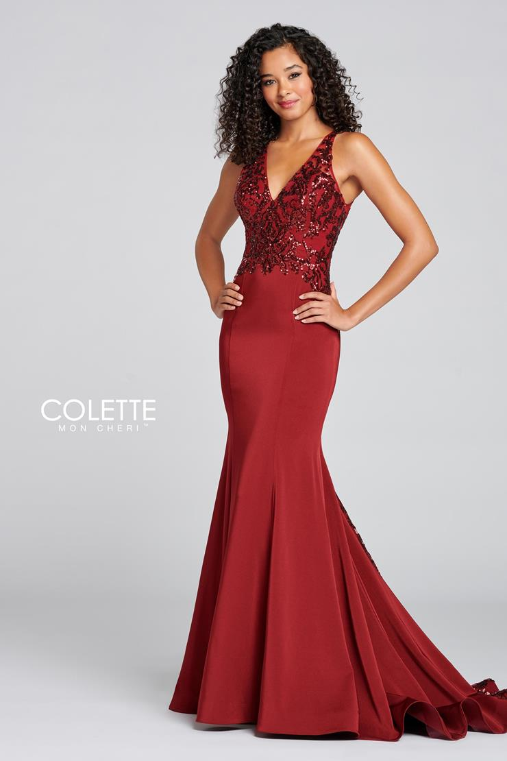 Colette for Mon Cheri Prom Dresses Style #CL12132