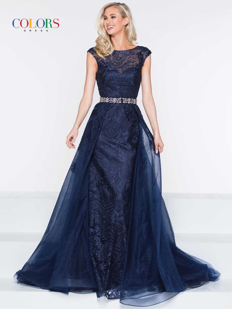 Colors Dress Style #1830