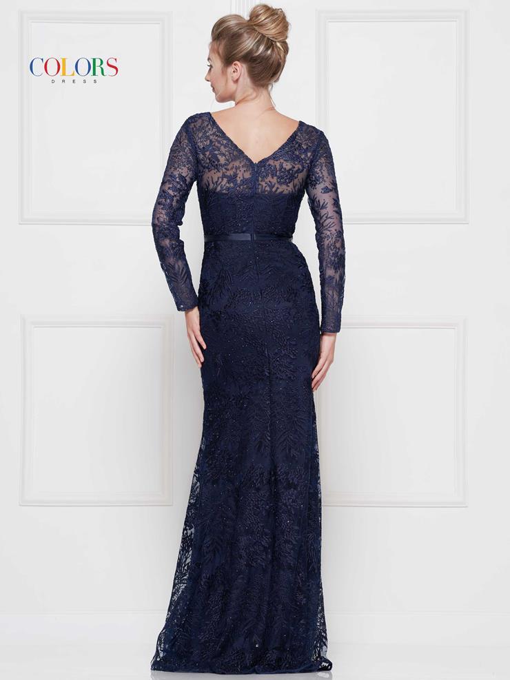 Colors Dress Style #1830SL