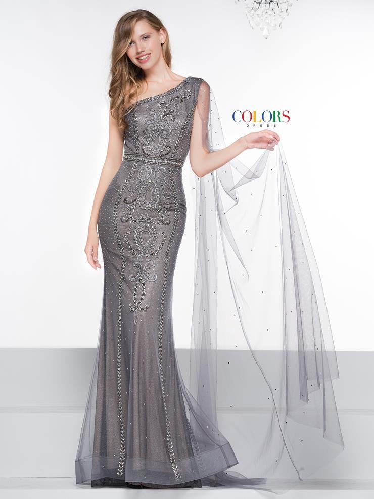 Colors Dress Style #2058