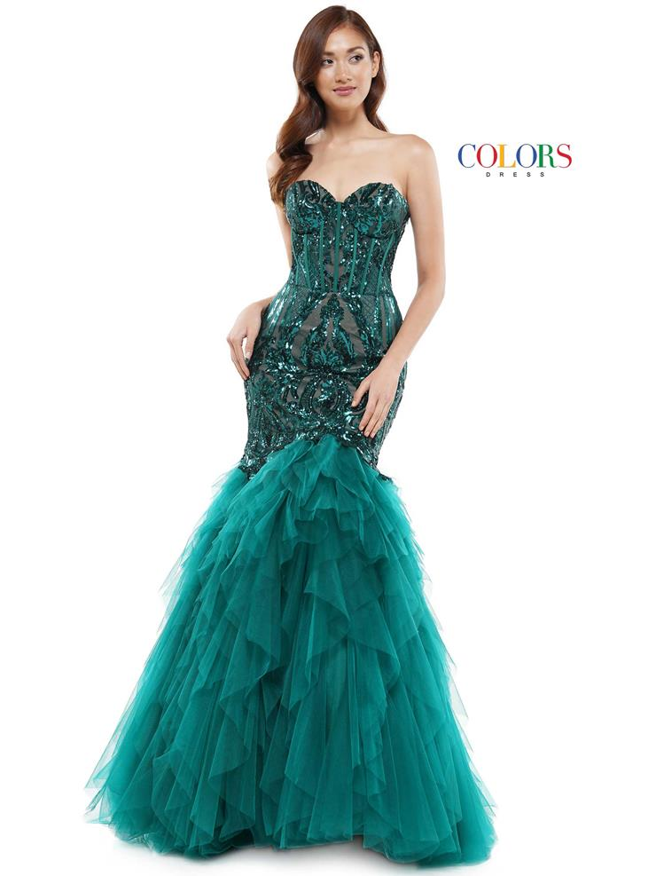 Colors Dress Style No. 2067