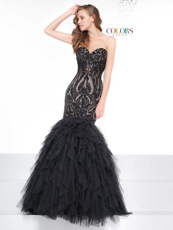 Colors Dress Style #2067
