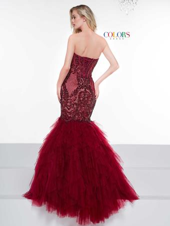 Colors Dress Style 2067