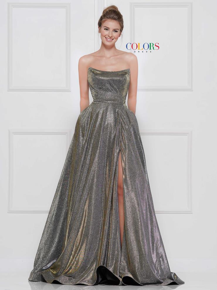 Colors Dress Style #2078