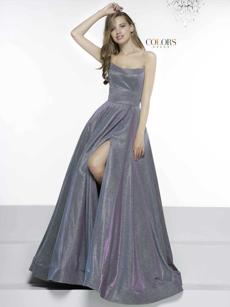 Colors Dress Style 2078