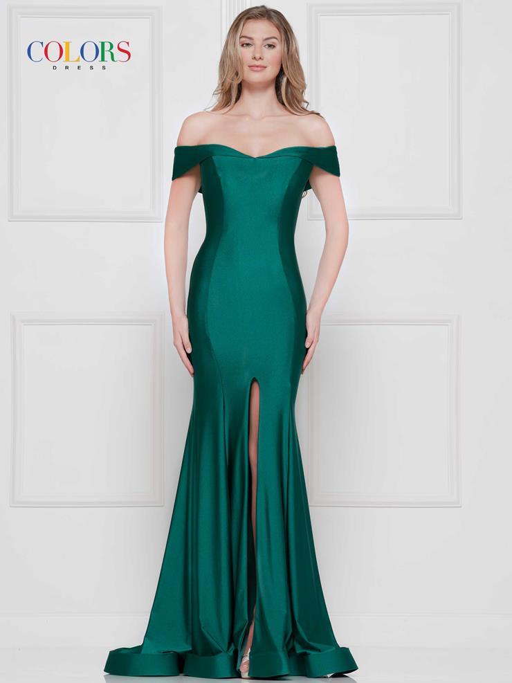 Colors Dress Style #2107