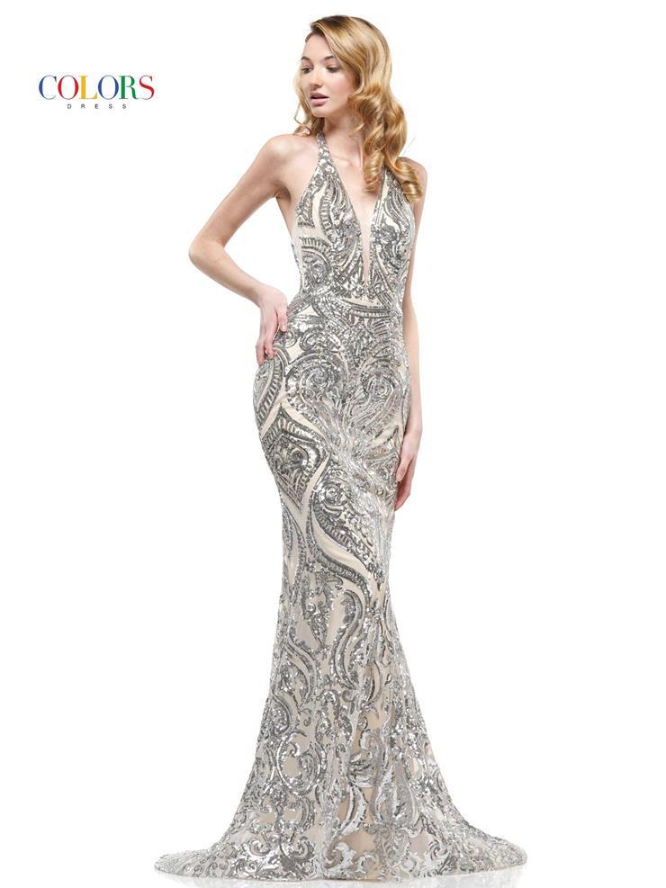 Colors Dress Style 2141