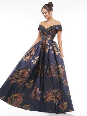 Colors Dress Style 2144