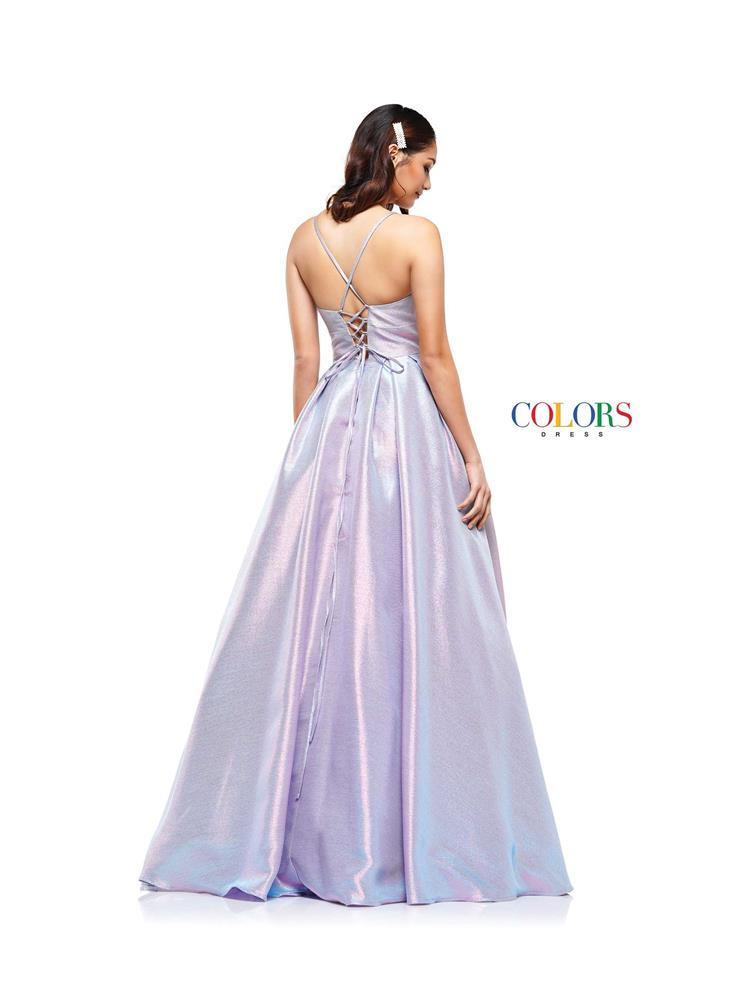 Colors Dress Style 2164