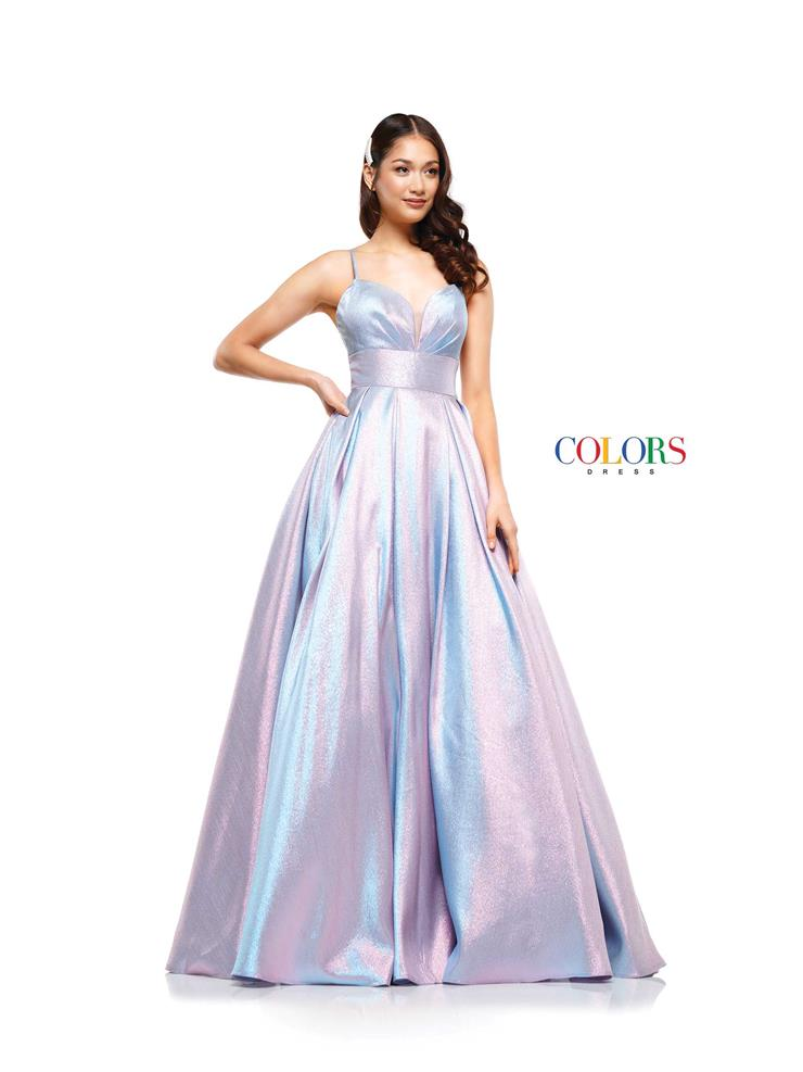 Colors Dress Style #2164