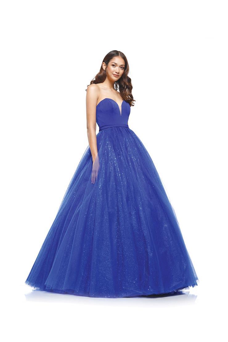 Colors Dress Style 2166