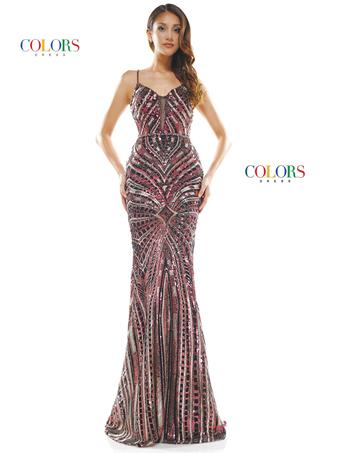Colors Dress Style No. 2205