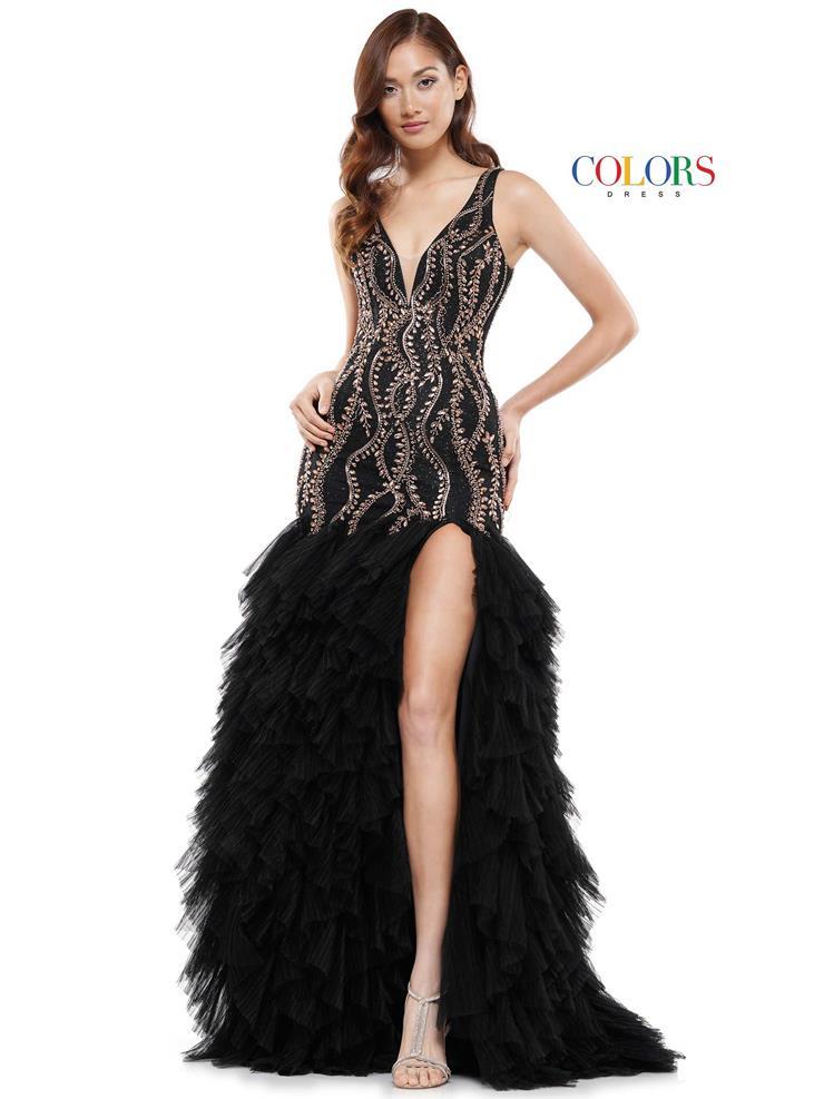 Colors Dress Style No. 2211