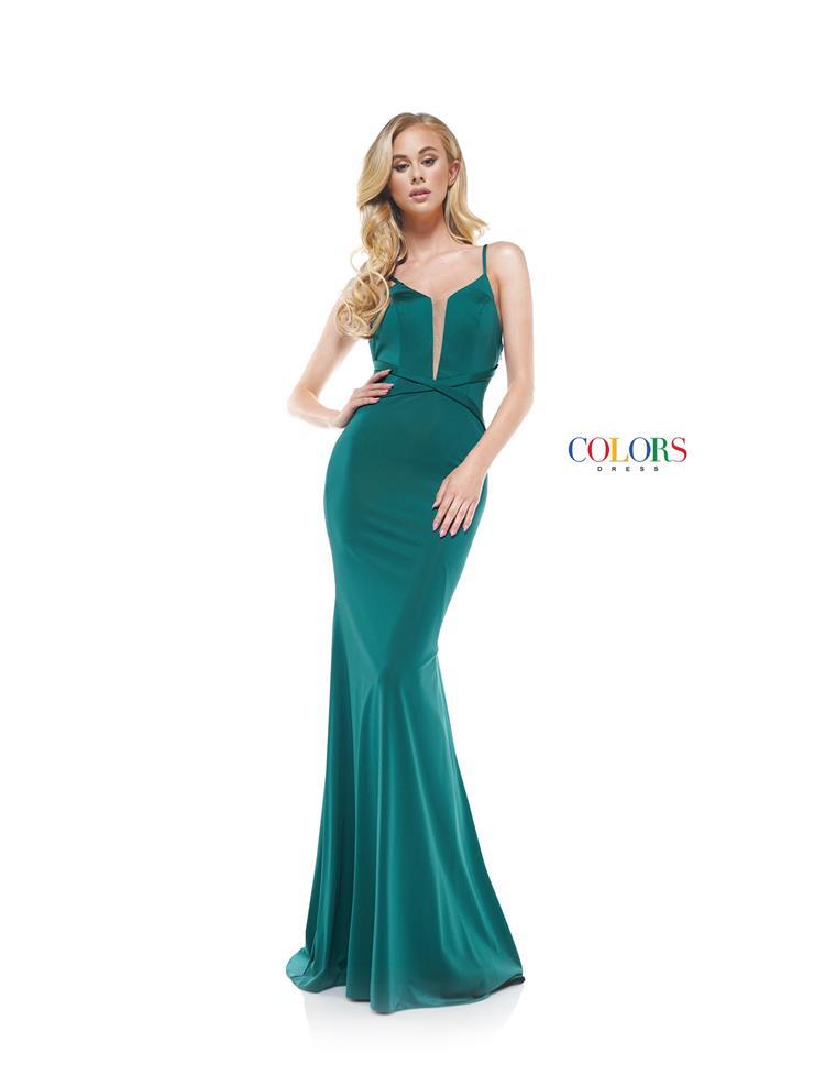 Colors Dress Style No. 2253
