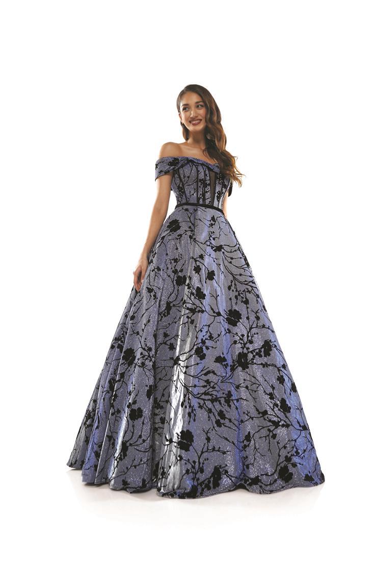 Colors Dress Style No. 2256