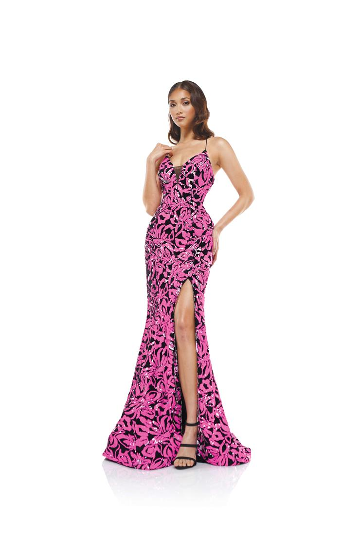 Colors Dress Style #2277 Image