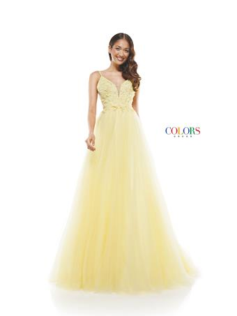 Colors Dress Style #2311
