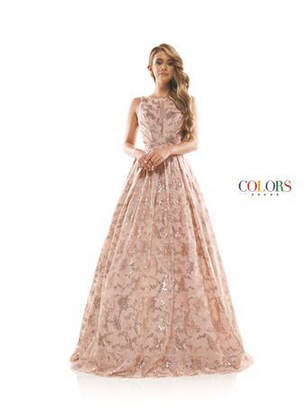 Colors Dress Style #2340