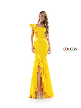 Colors Dress Style #2341
