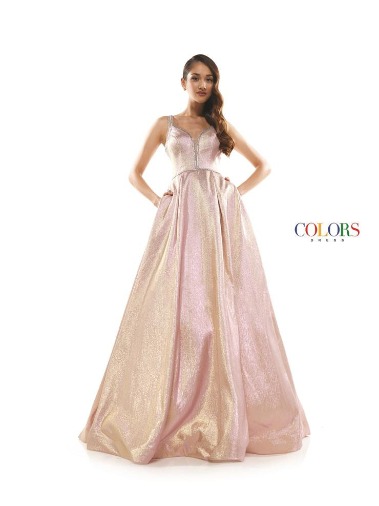 Colors Dress Style #2345 Image