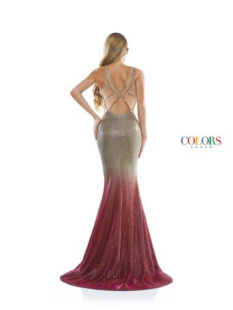 Colors Dress Style: 2350