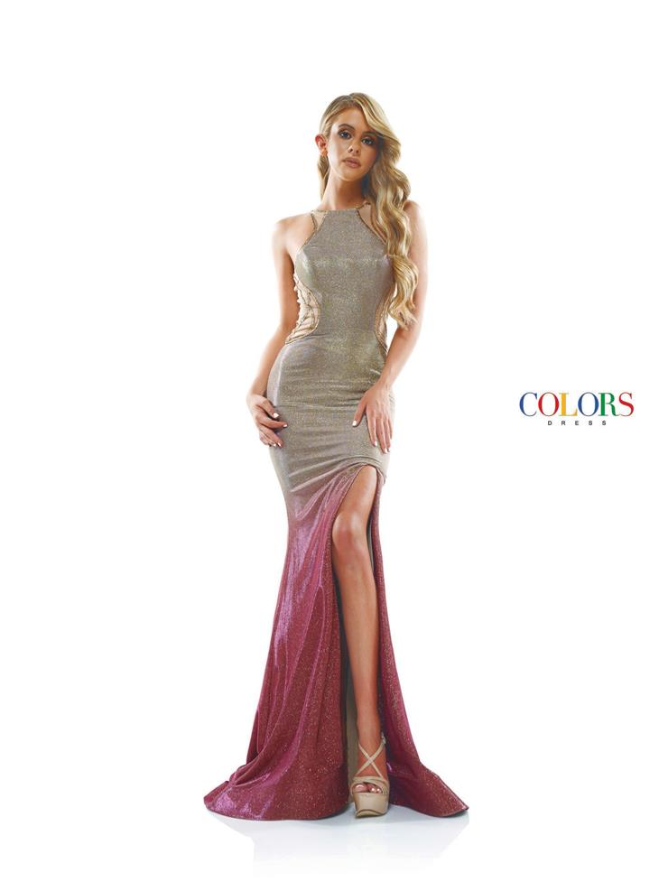 Colors Dress Style #2350 Image