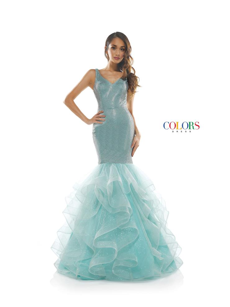 Colors Dress Style #2351 Image