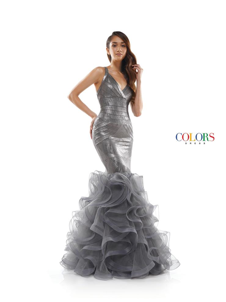 Colors Dress Style #2354 Image
