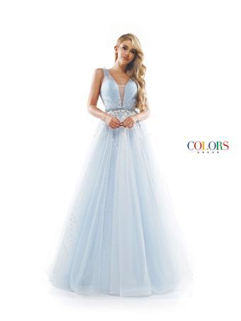 Colors Dress Style 2366