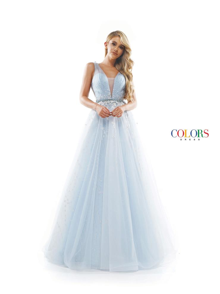 Colors Dress Style #2366  Image