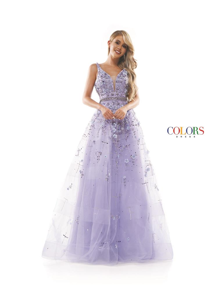 Colors Dress Style #2371  Image