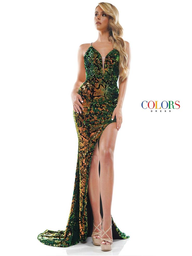 Colors Dress Style #2380  Image