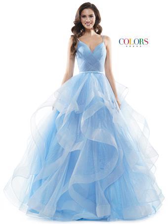 Colors Dress Style #2381