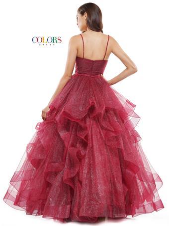Colors Dress Style 2381