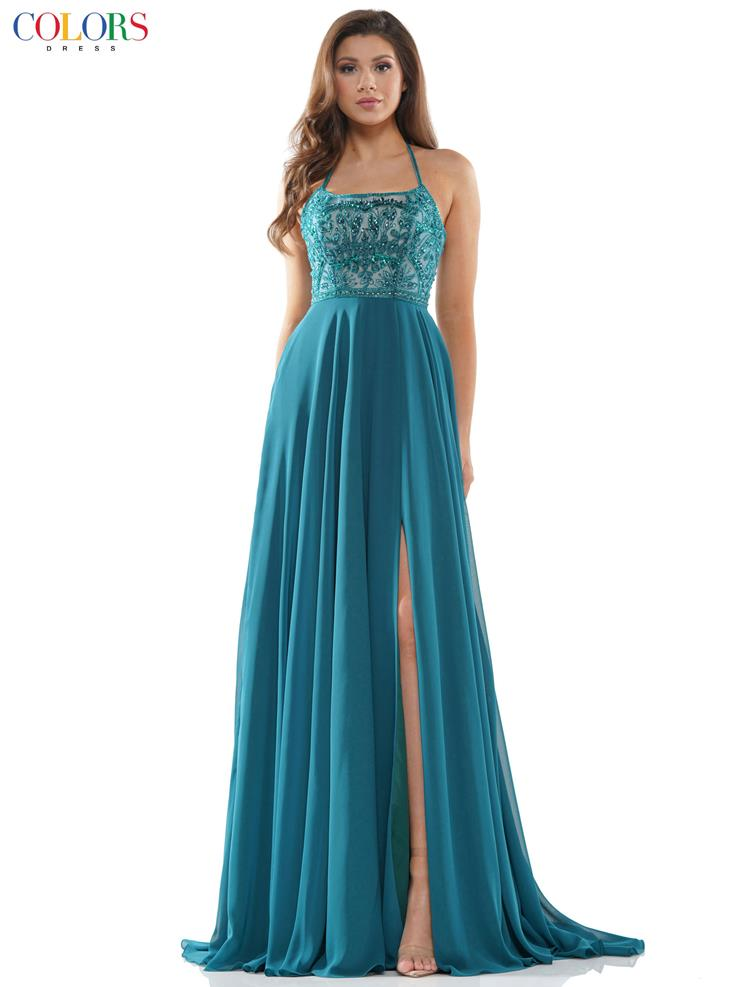Colors Dress Style #2414